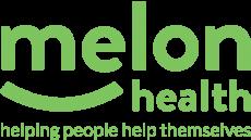Melon health tagline rgb
